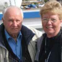 Bob and Marilyn Forney